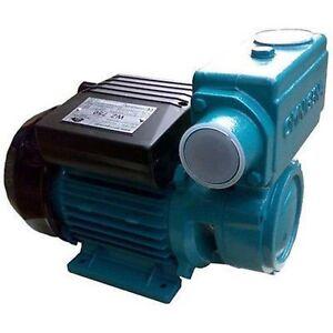 pompe d 39 arrosage pompe de jardin pour puits 750 w 35l min