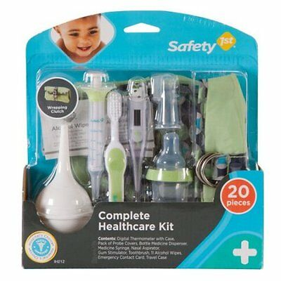 Safety 1st Complete Healthcare and Grooming Kit