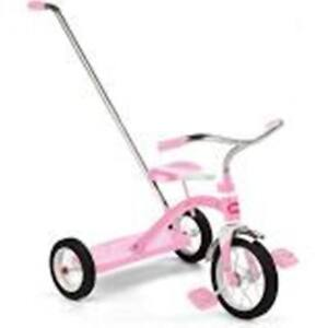Almost New Radio Flyer Trike - Toddler Girls (Pink)