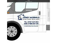 Sandy McDonald kintore Builder