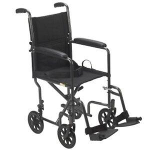 Chaise roulante robuste de marque AMG
