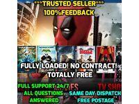 Amazon Fire stick Fully Loaded KODI, EXODUS, Sports, Movies, TV, Full Support