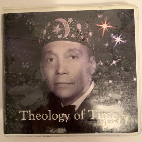 Elijah Muhammed - The Theology of Time Part 1. - 1972  (8 CD)