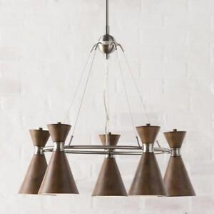Ibsen 5 light Chandelier by Quoizel