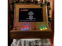 Wedding retro arcade games hire