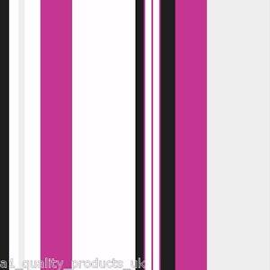 Debona papier peint moderne rayures prune gris et noir - Papier peint rayures grises et blanches ...