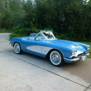 1961 Chevrolet Corvette Fuelie [ Real Deal ]