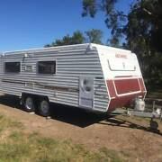 Olympic Champion Pop Top Caravan  Semi Off Road Port Stephens Area Preview