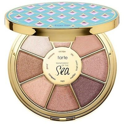 Rainforest of the Sea vol III 3 Highlighting Eyeshadow Palette by TARTE NEW 2017