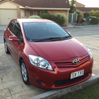 Toyota Corolla Conquest Hatchback