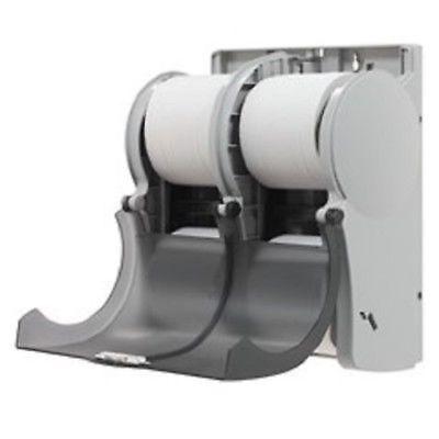 Toilet Paper Dispenser Bath Tissue 56744 Compact Quad 4-roll Vertical