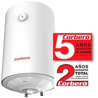 TERMO ELÉCTRICO CORBERO CTW50 50L 1500W TERMOSTATO EXTERIOR
