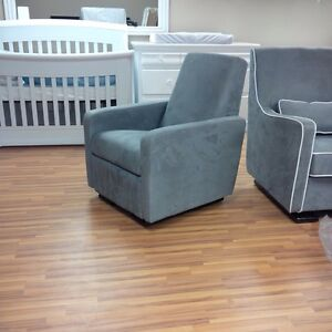 leather glider buy and sell furniture in ontario linear design carried bathrooms gorgeous modern master