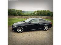 BMW 3 Series 2.0 320i M Sport Highline 2dr