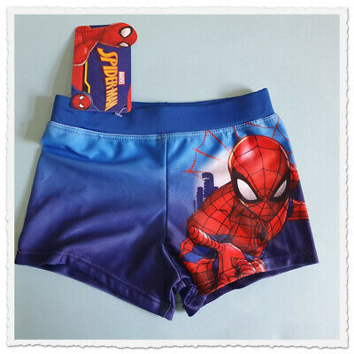 Marvel Spiderman / Badehose / Gr. 98-104
