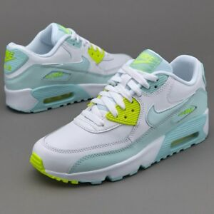 Girls Nike Air Max 90 Leather GS