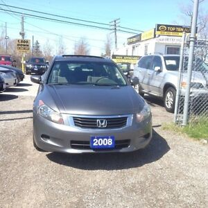 2008 Honda Accord FULLY CERTIFIED- ONE OF A KIND 100% ACCIDENT F