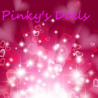 Pinky's dolls
