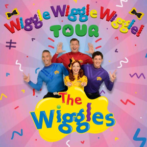 The Wiggles Tour Tickets (2)