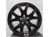 "Brand new 4 x Range Rover 19"" black snowflake alloy wheels, brand new!"