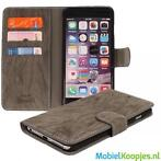 iPhone 6 Plus Portemonnee Hoesje - Avani Bragatti Book - M..