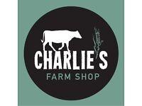 Experienced Butcher - Charlies Farm Shop
