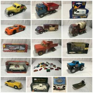 Vintage Diecasts - Comic Books - Coins & Banknotes