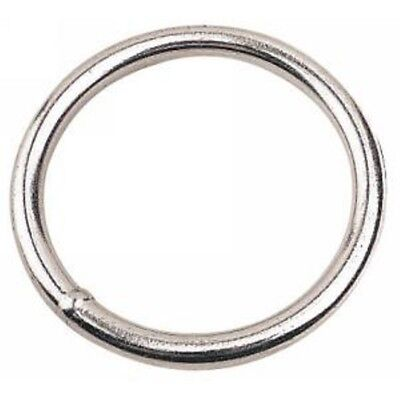 """Dive Rite 2"""" Stainless Steel Ring"""