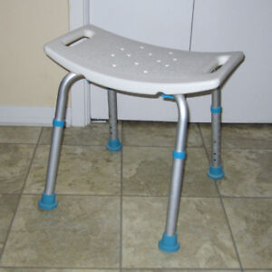 AquaSense adjustable bath & shower seat