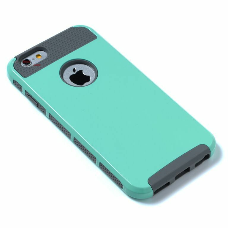 Hybrid Shockproof Hard&Soft Cover Case For iPhone 7 8 iPhone 6s 6 Plus 4.7 5.5