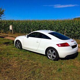 Audi TT 2 litre turbo 200BHP