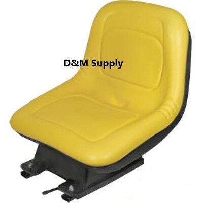 Lawn Mower Seat To Fit John Deere Tractor Gt225 Gx325 Gx335 Gx355 Lx266 Lx279