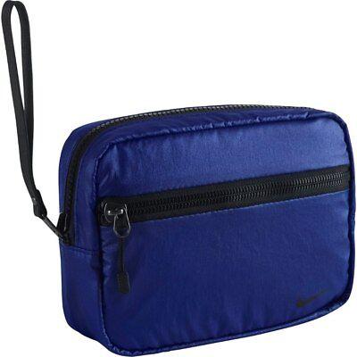 Nike Unisex Studio Kit Reversible Bag S Blue Black White Fashion Handbag New Studio Kit Bag
