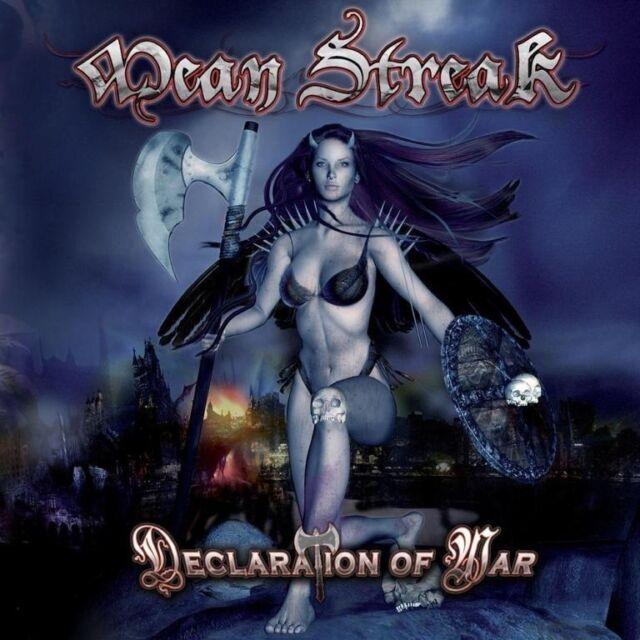 MEAN STREAK - Declaration Of War CD
