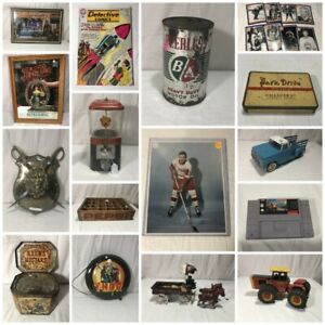Online Auction Ends Tonight