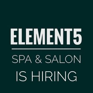 Join Us at Element5 Spa and Salon
