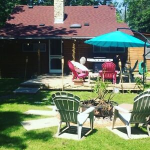 Cottage for rent in Ponemah - 5 minutes south of Wpg Beach
