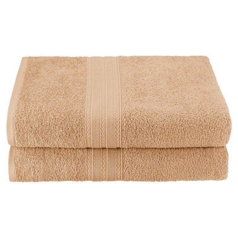 Superior Eco-Friendly 100% Ringspun Cotton, 2 Piece Bath She