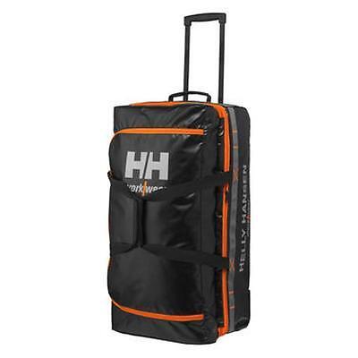 HELLY HANSEN TROLLEY BAG 95L  79560 BLACK WORK/LEISURE/TRAVEL BNWT GREAT PRICE