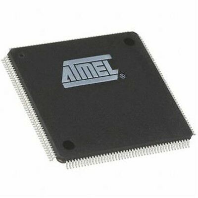 Atmel At91r40807-33ai Tqfp At91 Arm Thumb Microcontrollers