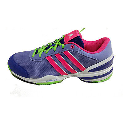 WOMEN'S ADIDAS CLIMACOOL RALLY OOP (LTD EDITION) TENNIS SHOES Purple/Pink $120 Adidas Climacool Tennis Shoes