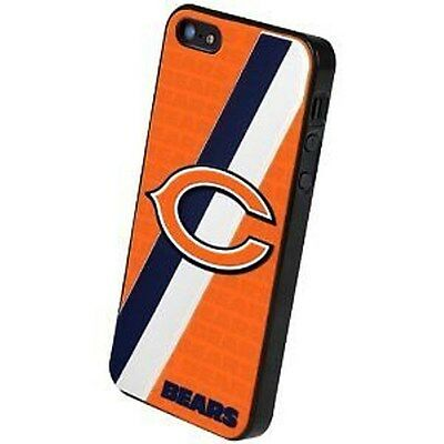 iPhone 5 Chicago Bears NFL 3D Faceplate Protective Hard Case Cover New