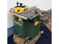 Woodworking multi machine