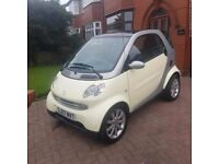 smart fortwo 0.7 city passion 2007 fantastic little car