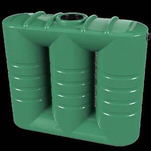 TANK SALE! 3000LT Slimline Poly Water Tanks, Sheds, Home, Pumps Seaford Morphett Vale Area Preview