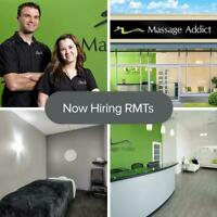 Registered Massage Therapist (RMT)
