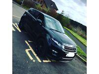 Prestige car hire Range Rover autobiography