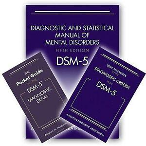 Bundle Dsm 5 Diagnostic Amp Statistical Manual 5e Pocket