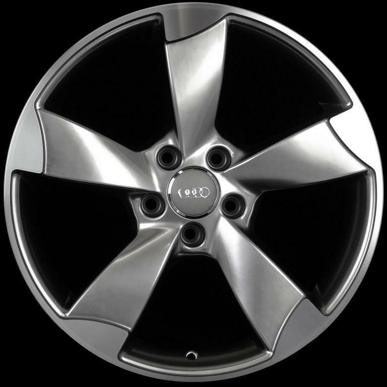 My Audi A4 Rims Collection On EBay