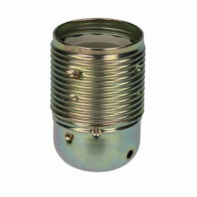 Metallfassung mit Gewinde E27